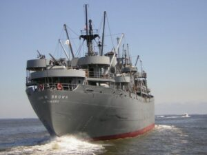 WLS - WWII Liberty Ship