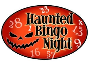 Haunted Bingo logo